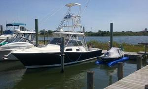 Used Rampage 31 Sportfisherman Express Cruiser Boat For Sale
