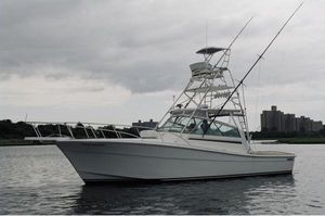 Used Topaz Express - Full Tower Express Cruiser Boat For Sale