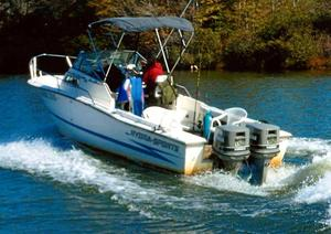 Used Hydra-Sports Cruiser Boat For Sale