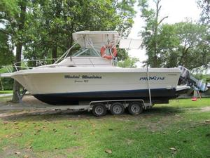 Used Pro Line Center Console Fishing Boat For Sale