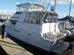 Used Hatteras 48 Cockpit Motoryacht Motor Yacht For Sale
