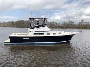 Used Albin 35 Command Bridge Convertible Fishing Boat For Sale