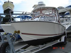 Used Albemarle Express 24 Cuddy Cabin Boat For Sale