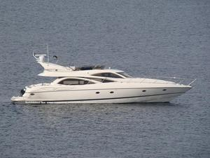 Used Sunseeker Manhattan 64 Flybridge Boat For Sale