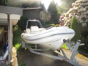 Used Ab Inflatables Nautilus 17 DLX Tender Boat For Sale