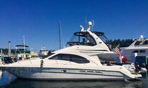 Used Sea Ray 44 Sedan Bridge Motor Yacht For Sale