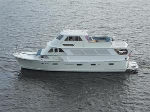 Used Lien Hwa Pacifica Pilothouse Boat For Sale