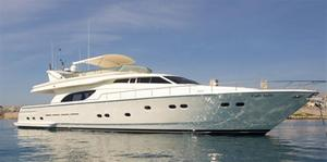Used Ferretti Yachts 800 Motor Yacht For Sale
