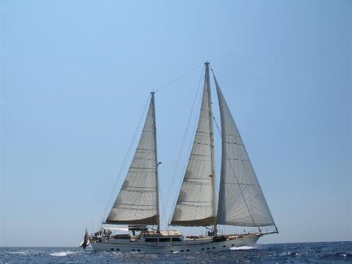 2006 Used Custom Pilothouse Sailboat For Sale 1 724 900