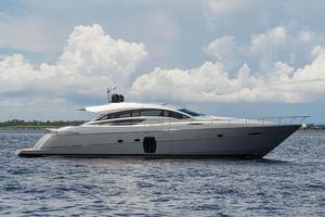 Used Pershing 72 Express Cruiser Boat For Sale