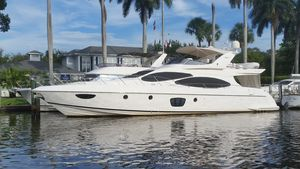 Used Azimut 68E Motor Yacht For Sale