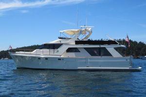 Used Nordlund 63 Pilothouse Motor Yacht For Sale