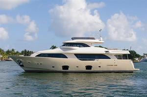 Used Custom Line Navetta 26 Motor Yacht For Sale