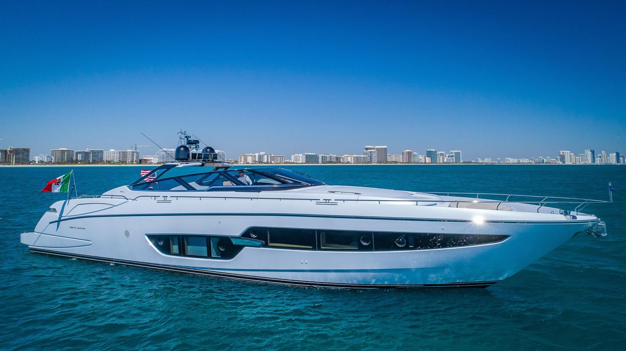 2016 Used Riva 88' Florida Motor Yacht For Sale - $4,979,000