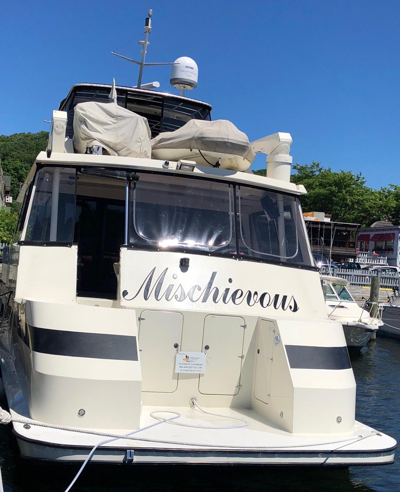 ... Used Viking 72 Motor Yacht Motor Yacht For Sale ...