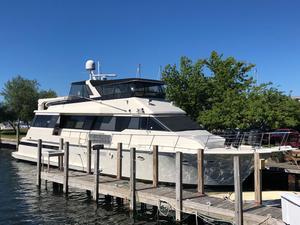 Used Viking 72 Motor Yacht Motor Yacht For Sale