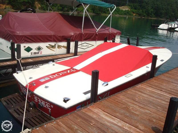 Used Donzi 21 GT High Performance Boat For Sale