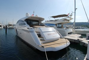 Used Pershing 64 Express Cruiser Boat For Sale