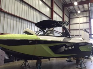 Used Tige 23 RZX High Performance Boat For Sale