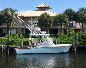Used Custom Carolina Sportfish Express With Tower Sports Fishing Boat For Sale