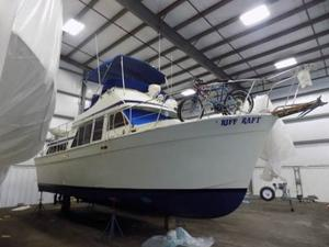 Used Tollycraft 34tri-cabin Motor Yacht For Sale