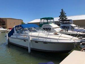 Used Trojan 11 Meter INTL Convertible Fishing Boat For Sale