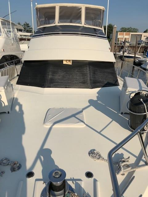 ... Used Hatteras 52 Cockpit Motor Yacht Cruiser Boat For Sale ...