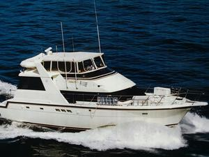 Used Hatteras 52 Cockpit Motor Yacht Cruiser Boat For Sale