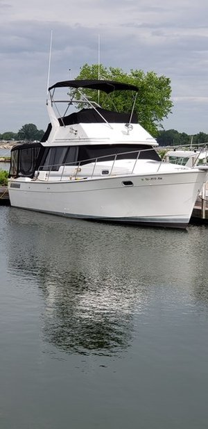 Used Bayliner 3288 Motoryacht Motor Yacht For Sale