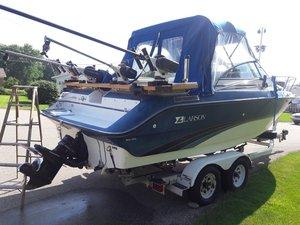 Used Larson Hampton Motor Yacht For Sale