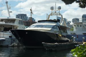 Used Admiral 74 Sport Yacht Motor Yacht For Sale