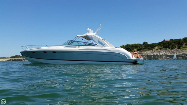 Used Formula 400SS Express Cruiser Boat For Sale