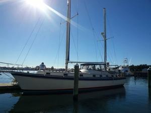 Used Gulfstar 53 Motorsailer Ketch Sailboat For Sale