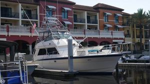 Used Hatteras 55 Flybridge Convertible Sports Fishing Boat For Sale