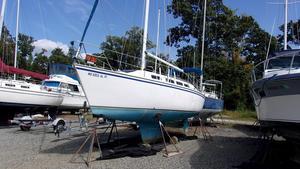 Used Laguna 30 Sloop Sailboat For Sale