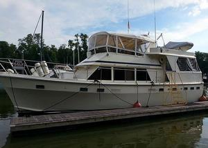 Used Chung Hwa Seamaster Motor Yacht For Sale