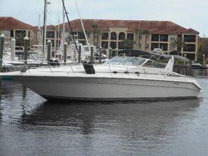 Used Sea Ray 44 Sundancer Sports Cruiser Boat For Sale