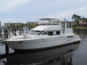 Used Carver 500 Cockpit Motor Yacht Aft Cabin Boat For Sale