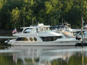 Used Bluewater Yachts 5800 Cockpit Mega Yacht For Sale