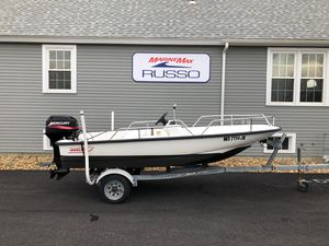 Used Boston Whaler 130 Sport Sports Fishing Boat For Sale