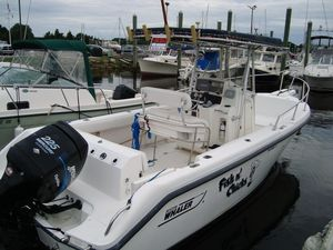 Used Boston Whaler 23 Outrage Center Console Fishing Boat For Sale
