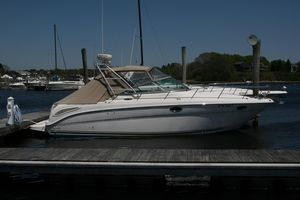 Used Sea Ray 290 Amberjack Sports Cruiser Boat For Sale