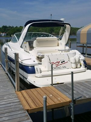 Used Cruisers Yachts 320 Express Sports Cruiser Boat For Sale