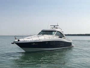 Used Sea Ray 60 Sundancer Express Cruiser Boat For Sale