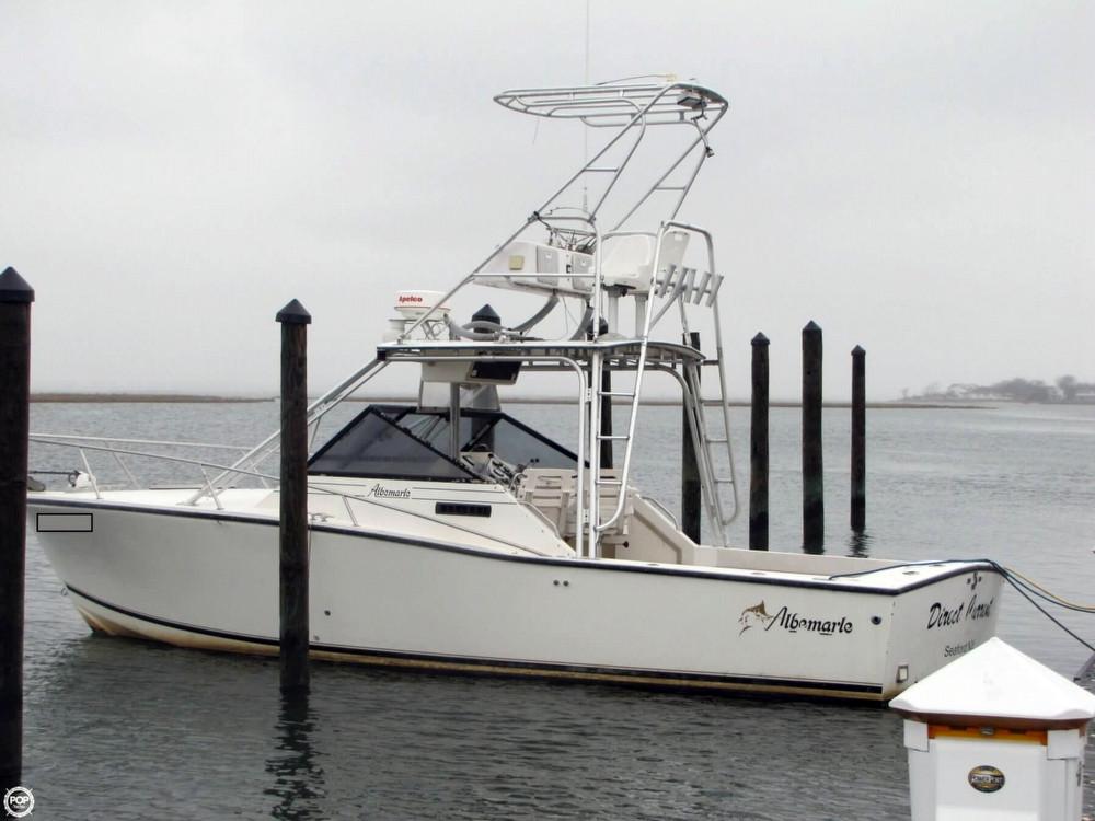 1993 used albemarle 27 express fisherman sports fishing for Fishing boats ny
