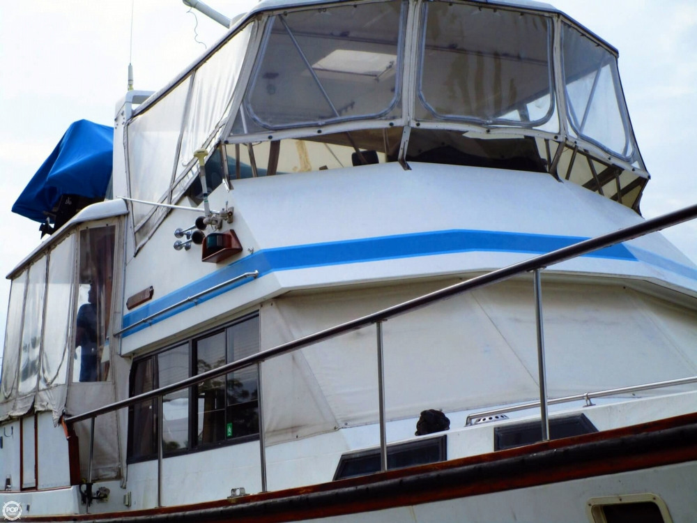 Used President 41 FM Trawler Boat For Sale