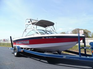 Used Nautique Ski 206 High Performance Boat For Sale