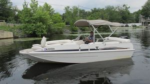 Used Princecraft Ventura 192V L2S O/B Freshwater Fishing Boat For Sale