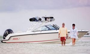 Used Boston Whaler 230 Vantage Sports Fishing Boat For Sale