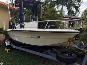 Used Sea Master 1980 Center Console Center Console Fishing Boat For Sale